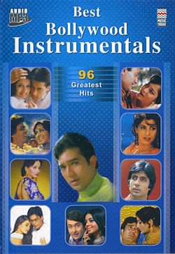 Best Bollywood Instrumentals [MP3CD]