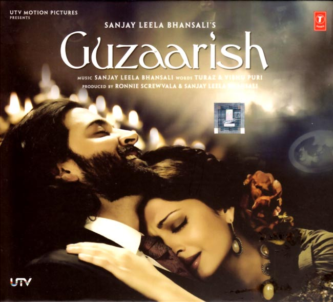 Guzaarish[CD]の写真