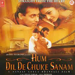 Hum Dil De Chuke Sanam(邦題:ミモラ)(MusicCD)の写真