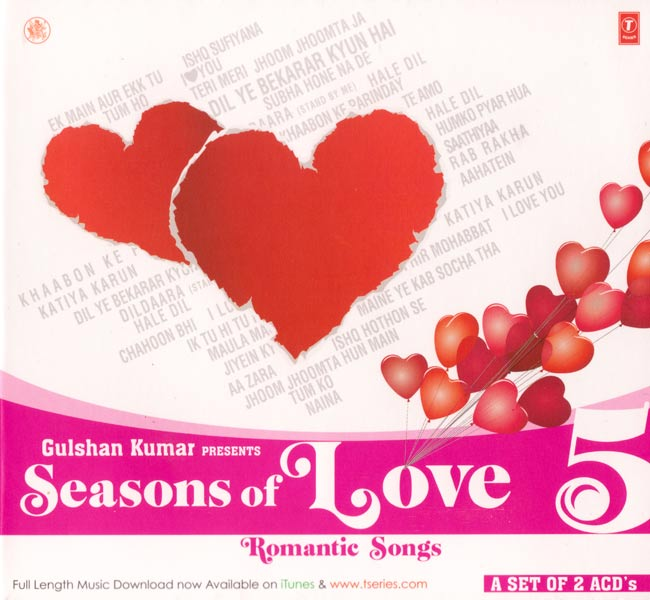 Seasons Of Love 5[CD2 枚組]の写真