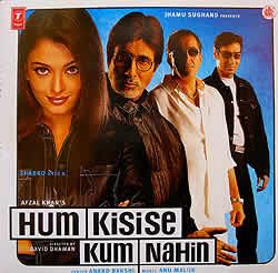 HUM KiSiSE KUM NaHiN(MusicCD)の写真