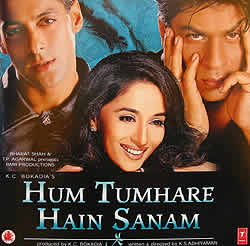 HUM TUMHARE HAIN SANAM(MusicCD)の写真
