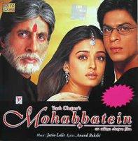 Mohabbatein  (MusicCD)