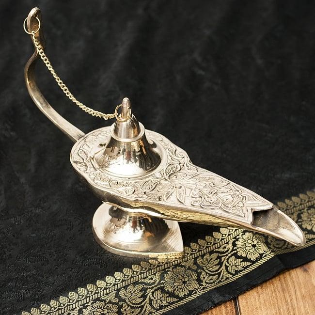 アラジンの魔法のランプ 【25.5cm×15cm】の写真