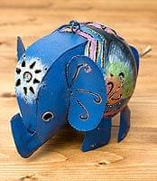 ノスタルジックキャンドルスタンド 象さん