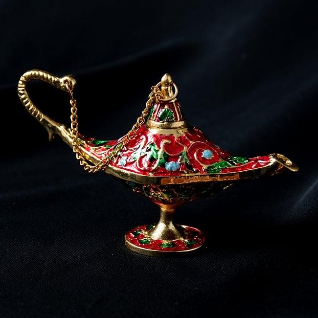 アラジンの魔法のランプ 【12cm×6.5cm】の写真