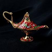 アラジンの魔法のランプ 【12cm×6.5cm】