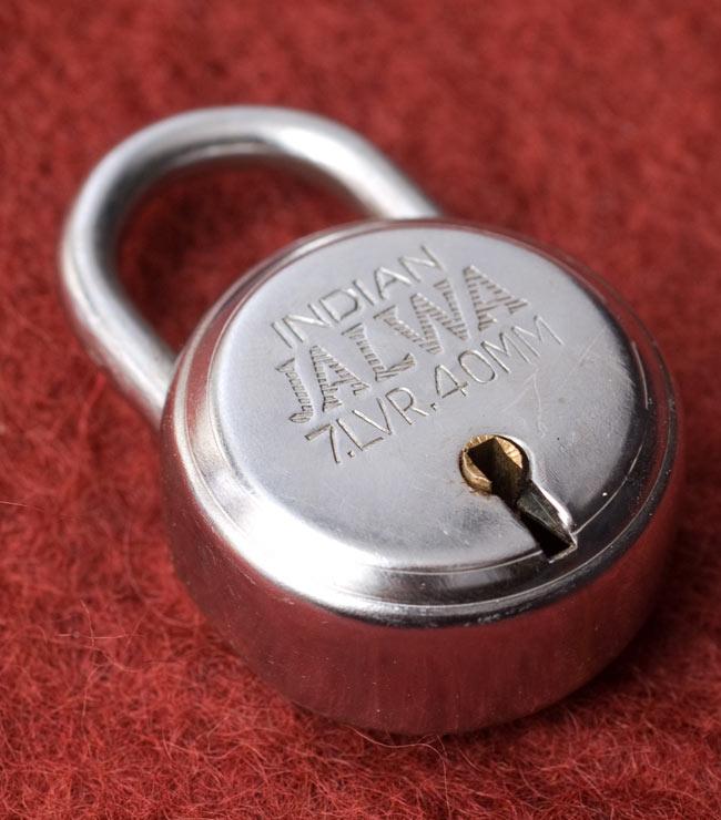 インドの南京錠-INDIAN JALWA 【Mサイズ】の写真