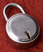 インドの南京錠-Sheetal Suraksh