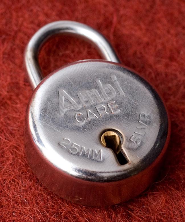 インドの南京錠-Ambi CAPE 【Sサイズ】の写真