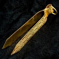 ゴールド装飾トング