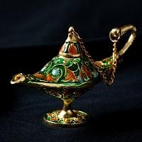 アラジンの魔法のランプ 【12cm×6.5cm】の商品写真