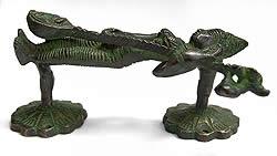 サラスバティのドアノブの写真 -