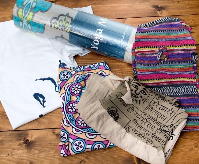 【お買い得!】プレミアム福袋 - 雑貨・エスニックファッションなどがたっぷり! 5 - お送りする商品例です