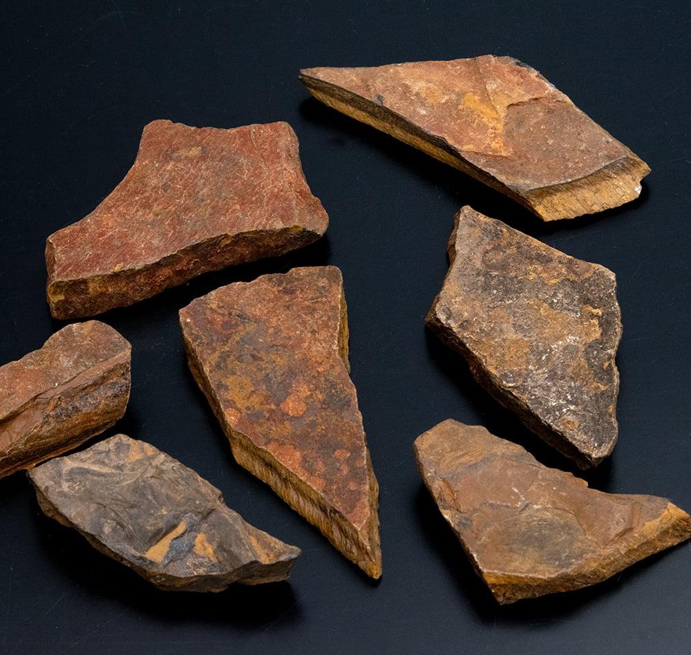 タイガーアイの原石[50-70g][アソート]の写真