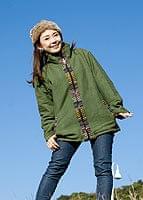 ゲリラインのライトジャケット