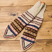 マナリの靴下 - ナイロン素材