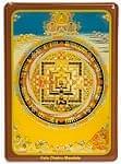 神様マグネット - Kala Chakra Mndala
