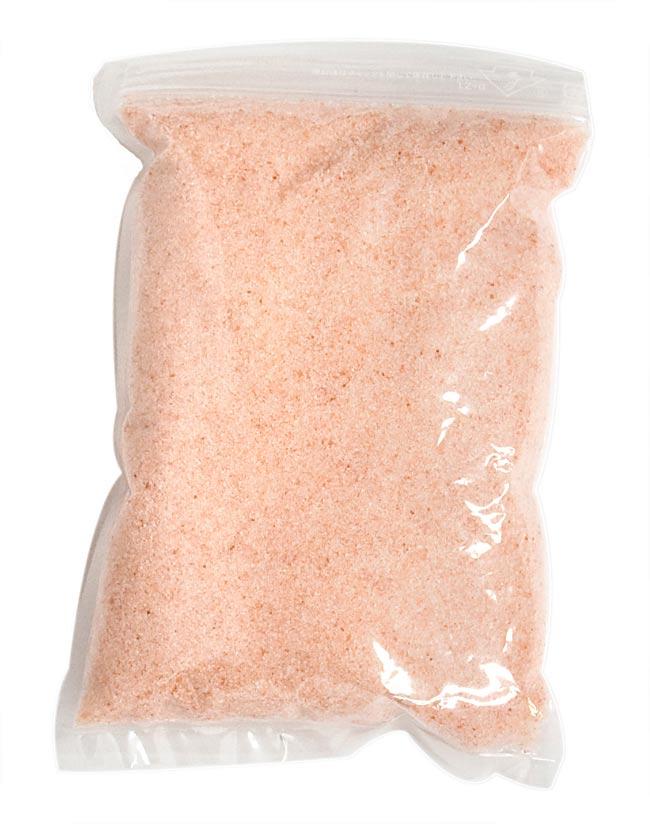 【食用】ピンク岩塩 パウダー(500G)【ライトピンク】 2 -