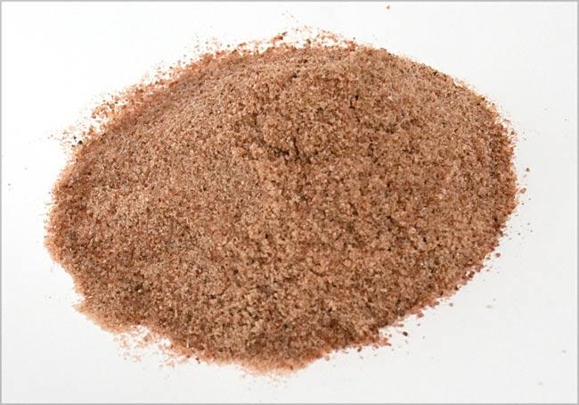 【食用】ブラック岩塩 パウダー(100G)の写真