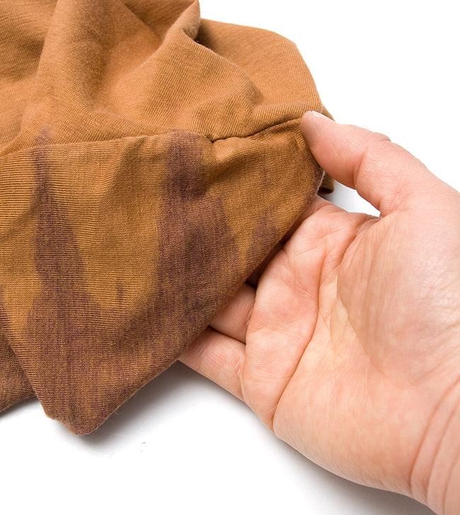 タイダイバルーンのストレッチTシャツ 6 - 6:グリーン^セットで購入:NP-SIRT-740*F:グリーン,TI-GAPN-182,NP-HBAND-189^