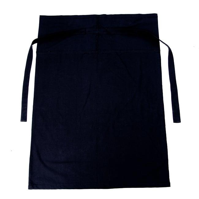 シンプルコットンタイスカート 【ロング】 11 - 選択6:ブラック