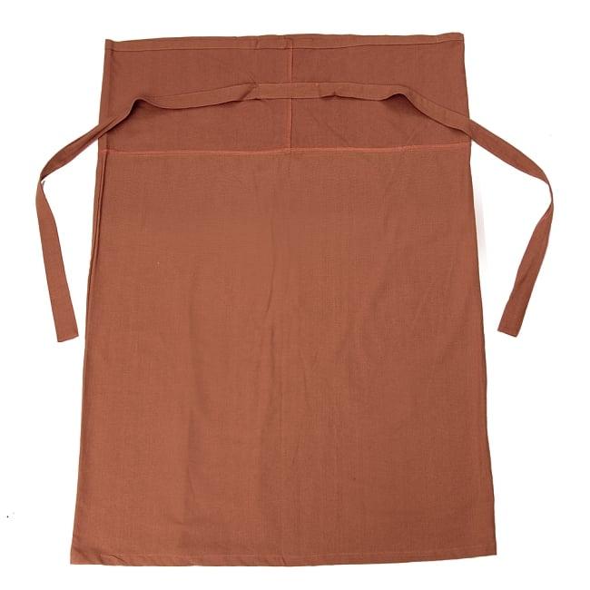 シンプルコットンタイスカート 【ロング】 8 - 選択3:ライトブラウン