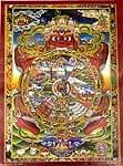 六道曼荼羅ポスター