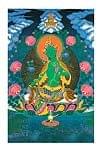 グリーン・ターラのポストカード