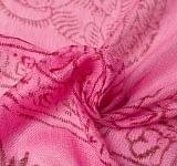 [約125cm×50cm]インド薄ラムナミ【小】 - ピンク