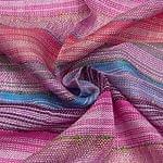カラフルストライプスカーフ