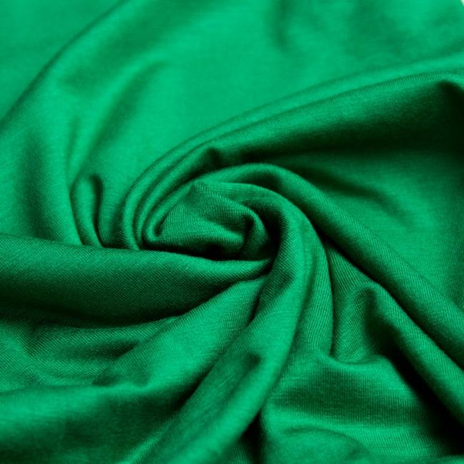 病みつきの履き心地!ロング ガウチョ パンツ 6 - 生地はしなやかで肌触りの良いスパンデックスです。