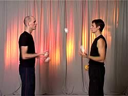 how to learn juggling 2 -