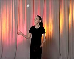 how to learn juggling 3 -