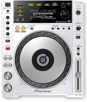 Pioneer CDJ-850-w 2台セット [レンタル・片道送料込]