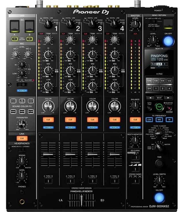 DJM-900NXS2[レンタル・片道送料込]の写真