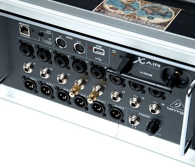 X AIR XR16 デジタルミキサー / BEHRINGER(ベリンガー) [レンタル・片道送料込] 2 - 頑丈で安全な箱に入れてあります。