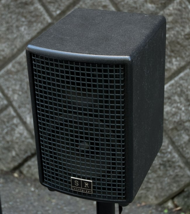 ライブ用 コンパクト PAセット フルセット[レンタル・片道送料込] 7 - ミッドハイです