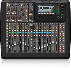 X32 COMPACT デジタルミキサー - BEHRINGER(ベリンガー) [レンタル・片道送料込]