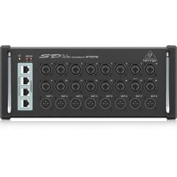 SD16 16in/8out デジタルステージボックス - BEHRINGER ( ベリンガー )[レンタル・片道送料込]