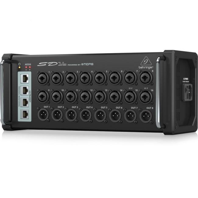 SD16 16in/8out デジタルステージボックス - BEHRINGER ( ベリンガー )[レンタル・片道送料込] 2 -