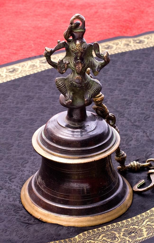寺院の鐘 - ガネーシャ【一点もの】の写真
