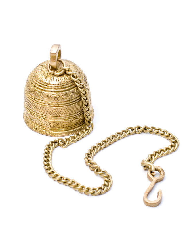 寺院の鐘【5.5cm】の写真