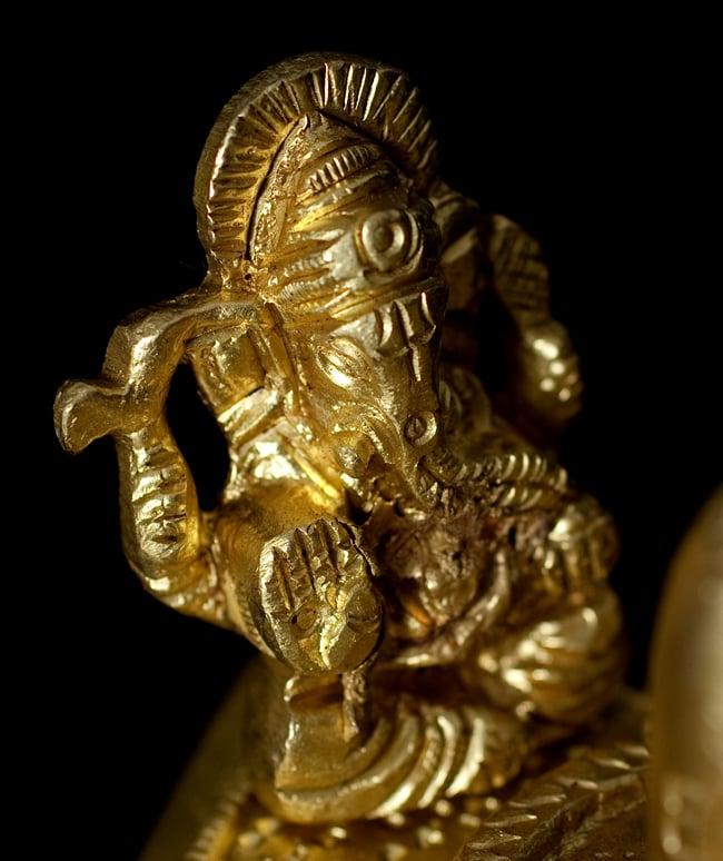 リンガとヨニ 神様たち[6cm]の写真8 - 大人気のガネーシャです
