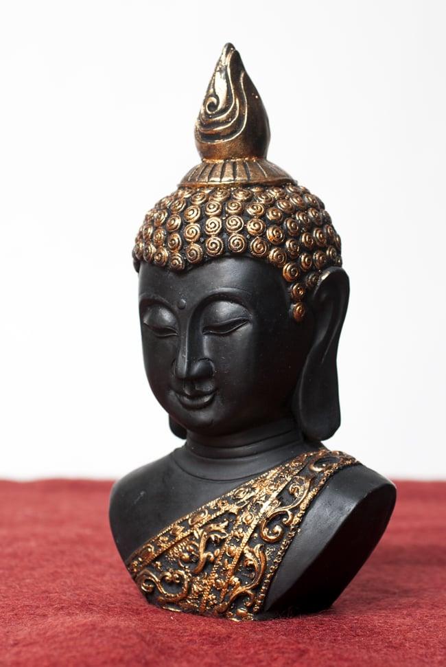 ブッダ・ヘッド [26.5cm]の写真9 - 選択2:銅