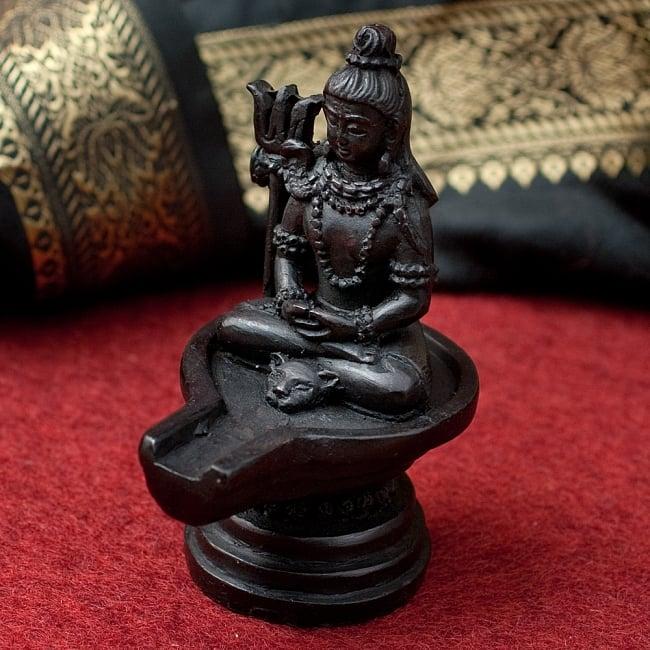 シヴァリンガ像[11.7cm]の写真