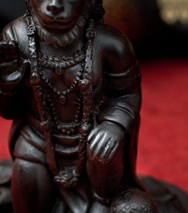 猿族の王子様  ハヌマーン像[12.5cm] 5 - 拡大写真です