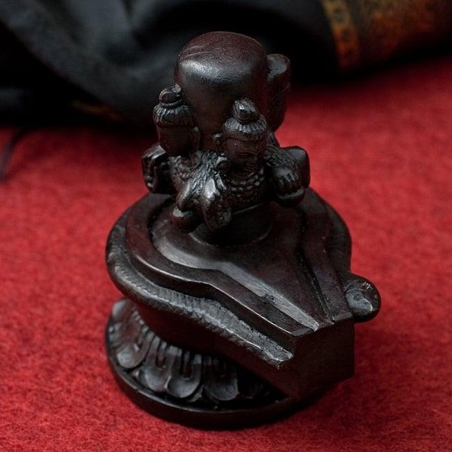 4面ムカリンガ像[10.8cm]の写真