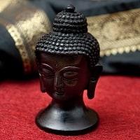 ブッダ・ヘッド ブラック[11.6cm