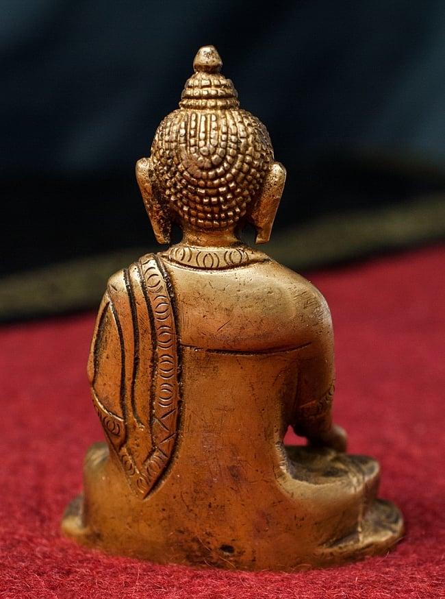 仏陀 - 12cm 8 - 背面をみてみました。